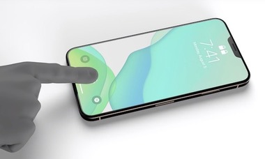 iPhone13-under-display-touch-ID